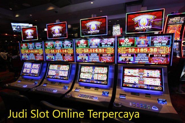 Permainan Slot Game Online